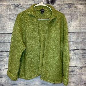 Eileen Fisher alpaca wool blend sweater
